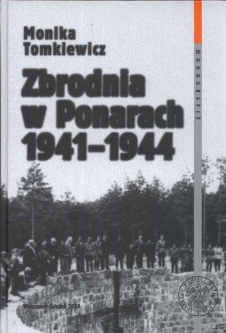 Zbrodnia w Ponarach 1941 - 1944