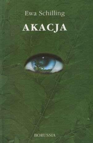 Akacja - okładka książki