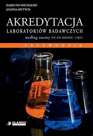 Akredytacja laboratoriów badawczych - okładka książki