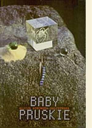 Baby pruskie - okładka książki