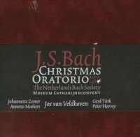 Christmas Oratorio. Weihnachts Oratorium (Oratorium Na Boże Narodzenie) BWV 248 (2 CD) - okładka płyty