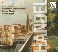 Concertos (4 CD). KOMPLET - okładka płyty
