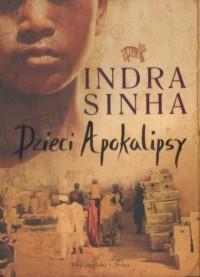 Dzieci apokalipsy - okładka książki