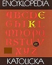 Encyklopedia Katolicka. Tom 2 (bar - okładka książki