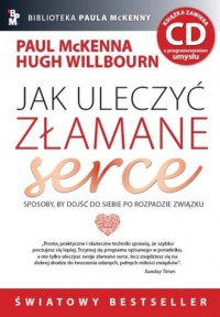 Jak uleczyć złamanie serca (+ CD) - okładka książki