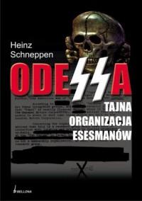 Odessa. Tajna organizacja essemanów - okładka książki