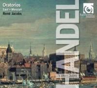 Oratorios (4 CD) - okładka płyty