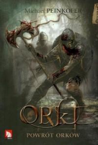 Orki. Powrót orków - okładka książki