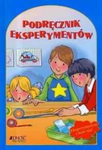 Podręcznik eksperymentów - okładka książki