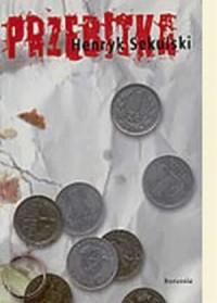 Przebitka - okładka książki