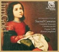 Sacred Cantatas - okładka płyty