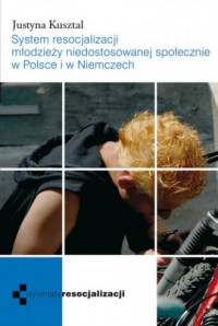 System resocjalizacji młodzieży - okładka książki