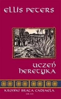 Uczeń heretyka - okładka książki