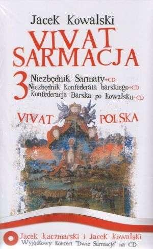 Vivat Sarmacja - komplet - okładka książki