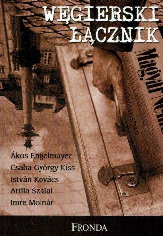 Węgierski łącznik - okładka książki