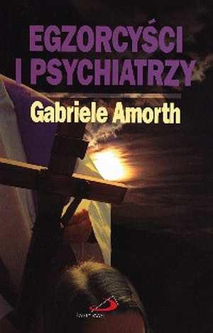 Egzorcyści i psychiatrzy - okładka książki