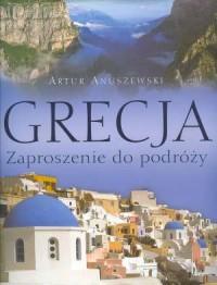 Grecja. Zaproszenie do podróży - okładka książki