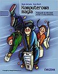 Komputerowa magia. Ćwiczenia (CD) - okładka książki