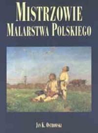 Mistrzowie Malarstwa Polskiego (wersja ang.) - okładka książki