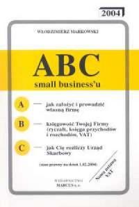 ABC small businessu 2004 - okładka książki