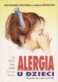 Alergia u dzieci - okładka książki