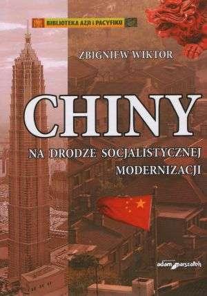 Chiny na drodze socjalistycznej - okładka książki
