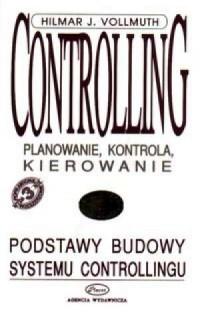 Controlling 1. Planowanie kontrola kierowanie - okładka książki