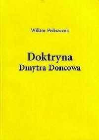 Doktryna Dmytra Doncowa - okładka książki