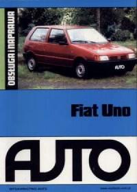Fiat Uno - okładka książki