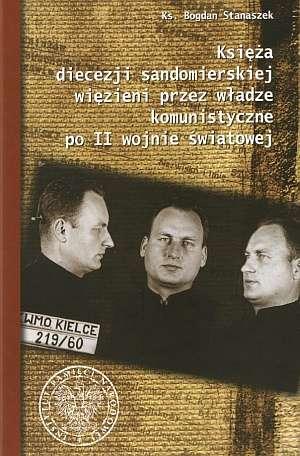 Księża diecezji Sandomierskiej - okładka książki