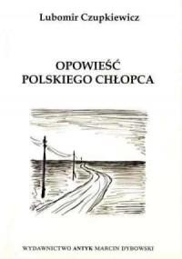 Opowieść polskiego chłopca - okładka książki