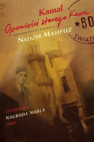 Opowieści starego Kairu - okładka książki