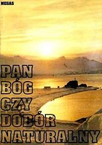 Pan Bóg czy dobór naturalny - okładka książki
