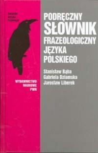Podręczny słownik frazeologiczny - okładka książki