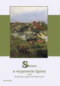 Słowo o wyprawie Igora czyli Wyprawa - okładka książki