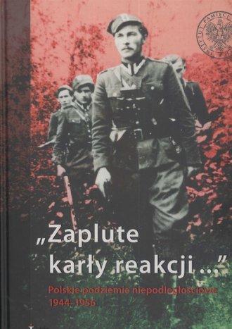 Zaplute karły reakcji. Polskie - okładka książki