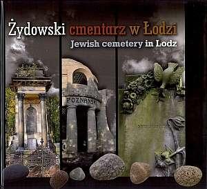 Żydowski cmentarz w Łodzi - okładka książki
