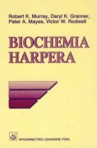 Biochemia Harpera - okładka książki
