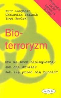 Bioterroryzm - okładka książki