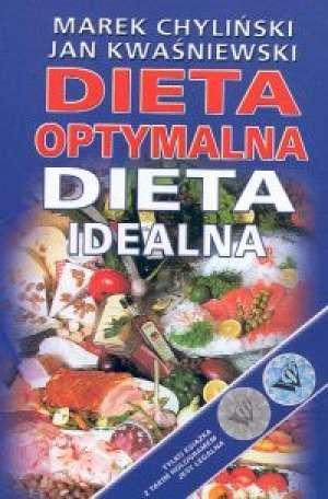Dieta optymalna. Dieta idealna - okładka książki