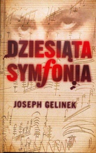 Dziesiąta symfonia - okładka książki