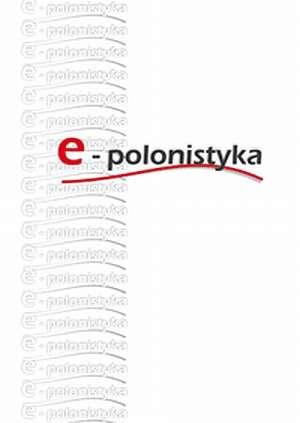 e-polonistyka - okładka książki