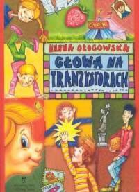 Głowa na tranzystorach - okładka książki