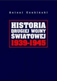 Historia Drugiej Wojny Światowej 1939-1945 - okładka książki
