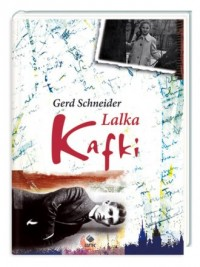 Lalka Kafki - okładka książki