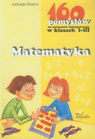 Matematyka. 160 pomysłów na nauczanie - okładka podręcznika