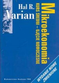 Mikroekonomia - okładka książki