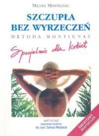 Szczupła bez wyrzeczeń - okładka książki