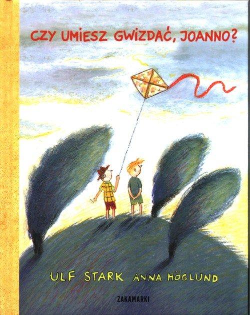 Czy umiesz gwizdać, Joanno? - okładka książki