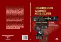 Echokardiograficzna ocena chorób miesnia sercowego - okładka książki